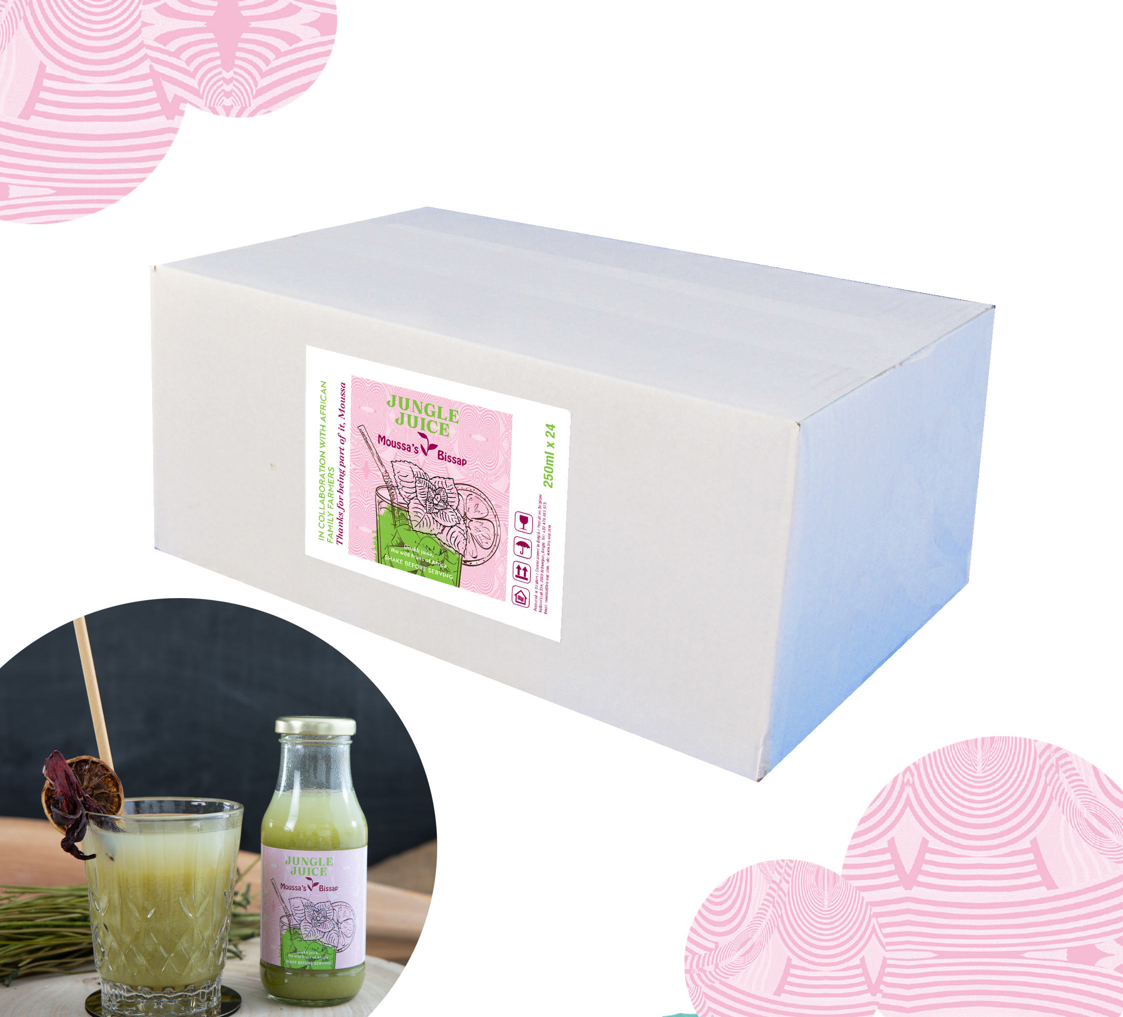 jungle juice box 250ml