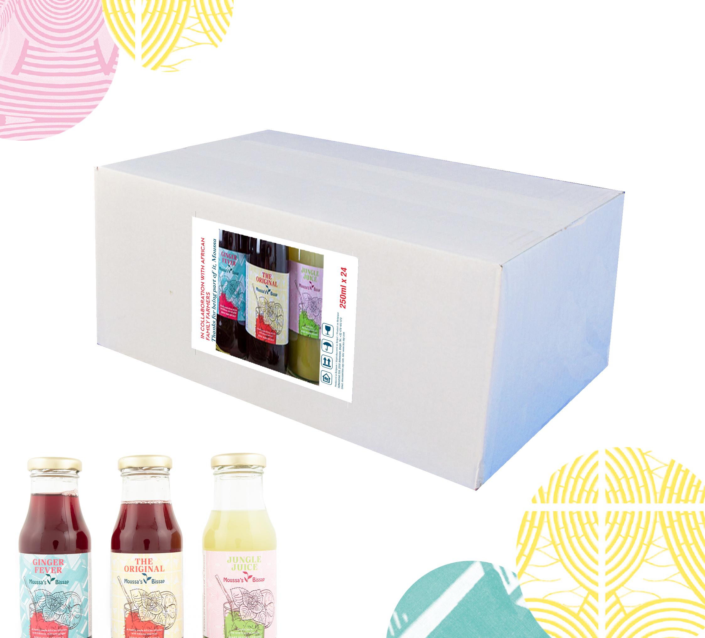 mix box 250ml